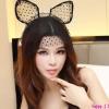 Tai mèo cosplay có lưới che bí ẩn T02