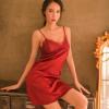 Đầm ngủ lụa gợi cảm TK1355