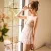 Váy ngủ lụa cùng quần lót nữ đẹp - Màu Trắng Free size thiêu đốt ánh nhìn chàng ấy - tk1439-vay-ngu-trong-suot-6.jpg