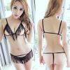 Áo ngực trong suốt cùng quần lót nữ lọt khe - Màu Đen Free size yêu đầy đam mê - tk911-bo-do-lot-ho-nguc-tua-rua.jpg