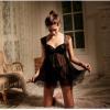 Váy ngủ quyến rũ chồng kèm quần lót nữ lọt khe - Màu Đen Free size - Cuốn hút - 12182229087_1771034532.jpg