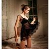 Váy ngủ quyến rũ chồng kèm quần lót nữ lọt khe - Màu Đen Free size - Cuốn hút - 12219952004_1771034532.jpg