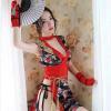 Đầm ngủ sexy cosplay sườn xám găng tay nữ tính - Màu Đỏ Free size - Một đêm cuồng nhiệt - 699411898714327932387719166385684921974784n_xzsrhmwj.jpg