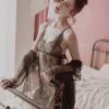 Váy ngủ trong suốt gồm quần lót nữ đẹp nhất - Màu Đen Free size - Khiến chàng gần lại bạn hơn - ao-choang-ngu-vay-ngu-ren-mong-sexy-tk3098-5.jpg