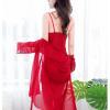 Váy ngủ ren trong suốt cùng quần áo lót nữ - Màu Đỏ, Đen, Hồng Free size - Làm chàng mê mẩn - ao-choang-vay-ngu-goi-cam-tk390-1.jpg