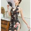 Váy ngủ sườn sám ôm trọn cơ thể - Màu họa tiết hoa cỡ M - Vũ khí đánh gục chàng - ao-ngu-suon-xam-goi-cam-tk1424-2.jpg