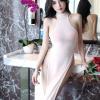 Váy ngủ cổ yếm xẻ tà vải mỏng gợi cảm - Nhiều màu Free size - Mặc vào cùng nhau thăng hoa cảm xúc - ao-ngu-yem-xe-ta-goi-cam-tk1670-7.jpg