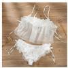 Bộ đồ ngủ sexy 2 mảnh mong manh - Màu Trắng Free size - Xuyên thấu - bo-do-ngu-2-manh-sexy-tk3073-13.jpg