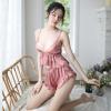 Bộ ngủ gợi cảm vải lụa cao cấp - Màu Xám, Hồng Free size - đêm ngọt ngào - bo-do-ngu-lua-goi-cam-tk1996-13.jpg