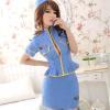 Váy ngủ quyến rũ chồng Cosplay cảnh sát gợi cảm - Màu Xanh cỡ M - Không thể chối từ - cosplay-canh-sat-goi-cam-tk2106-4.jpg