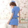 Váy ngủ quyến rũ chồng Cosplay cảnh sát gợi cảm - Màu Xanh cỡ M - Không thể chối từ - cosplay-canh-sat-goi-cam-tk2106-5.jpg