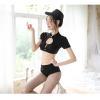Váy ngủ Cosplay cảnh sát 2 mảnh sexy - Màu Đen cỡ M - Hâm nóng cảm xúc - cosplay-canh-sat-sexy-tk3101-5.jpg