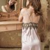 Váy ngủ lụa sang trọng gợi cảm - Màu Hồng tím cỡ M - Vũ khí đánh gục chàng - tk1784-vay-ngu-lua-goi-cam-3.jpg