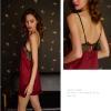 Đầm ngủ lụa viền ren gợi cảm - Màu Trắng, Đen, Đỏ đô cỡ M, L - Khiến chàng gần lại bạn hơn - tk1912-vay-ngu-phi-lua-phoi-ren-13.jpg