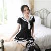 Váy ngủ cosplay thủy thủ đáng yêu - Màu Đen Free size - Làm chàng mê mẩn - tk1923-ao-ngu-cosplay-nu-sinh-5.jpg