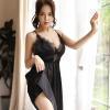 Váy ngủ phi lụa mềm mỏng quyến rũ - Màu Đỏ, Đen, Hồng Free size - Làm chàng không thể chối từ - tk1934-dam-ngu-lua-goi-cam-6.jpg