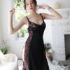 Váy ngủ ren xẻ cao quyến rũ - Màu Đen cỡ M - Mê hoặc đối phương - tk1939-vay-ngu-xe-ta-goi-cam-7.jpg