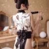 Đầm ngủ kimono Nhật 1 tà sexy - Màu Hồng, Tím Free size - Lâu hơn, sâu hơn - tk1967-ao-kimono-sexy-1.jpg