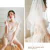 Váy ngủ cô dâu voan trong suốt kèm quần lót nữ gợi cảm - Màu Trắng Free size - đừng xa em đêm nay - vay-ngu-co-dau-sexy-tk3112-4.jpg