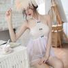Đầm ngủ hở lưng yếm kèm quần lót nữ sexy - Màu Trắng Free size - đêm ngọt ngào - vay-ngu-yem-ho-lung-trong-suot-tk2073-6.jpg