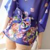 Đầm ngủ dễ thương kèm quần lót nữ siêu mỏng - Màu Hồng, Xanh cỡ S - Mặc vào cùng lên đỉnh luôn và ngay - ao-kimono-voan-hoa-sexy-tk1225-22.jpg