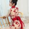 Đầm ngủ kèm quần lót nữ mỏng - Màu Đỏ, Đen cỡ S - Siêu sexy - ao-ngu-kimono-trong-suot-tk2427-11-850x1275.jpg