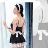 Váy ngủ cosplay người hầu gái gợi cảm - Màu Đen Free size - Càng mặc càng yêu - tk1059-vay-ngu-cosplay-nang-hau-gai-4_2.jpg