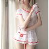 Váy ngủ cosplay y tá đáng yêu quyến rũ - Màu Trắng Free size - Giúp cuộc yêu hoàn hảo hơn - tk1761-vay-ngu-cosplay-y-ta-5.jpg