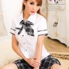 Đồ ngủ cosplay nữ sinh dễ thương - Màu Trắng Free size - Thật gợi cảm - tk1832-do-ngu-nu-sinh-1.jpg