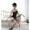 Đồ ngủ cosplay da béo kèm vớ sexy - Màu Da báo Free size - Chắc chắn kích thích chàng - tk1849-do-ngu-cosplay-da-bao-sexy-6.jpg