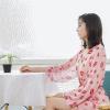 Áo choàng ngủ voan mỏng gợi cảm - Màu Hồng Free size - Làm chàng chưa ra chợ đã hết tiền - tk1869-ao-choang-ngu-so-mi-voan-4-850x777.jpg