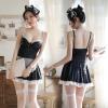 Váy ngủ cosplay có đệm ngực quyến rũ - Màu Đen Free size - Cuốn hút - tk1878-cosplay-hau-gai-quyen-ru-4-1.jpg