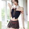 Đồ ngủ nữ sinh trẻ trung sexy - Màu Xanh đen Free size - Cuốn hút - tk1889-cosplay-nu-sinh-tre-trung-1.jpg