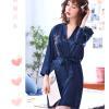 Áo choàng váy ngủ phi gợi cảm - Màu Đỏ đô, Xanh dương cỡ M - Thật gợi tình - tk1893-ao-choang-ngu-phi-goi-cam-2.jpg