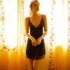 Váy ngủ thun trơn dịu dàng - Màu Trắng, Đen Free size - Khiến chàng gần lại bạn hơn - tk1899-vay-ngu-thun-tron-diu-dang-2.jpg