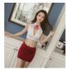 Đồ ngủ thư ký xinh đẹp - Màu Đỏ Free size - Sang chảnh - tk1911-do-ngu-thu-ky-goi-cam-6.jpg