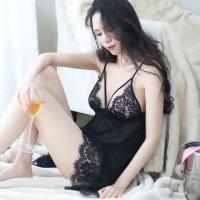 ÁO NGỦ VOAN SEXY LV111