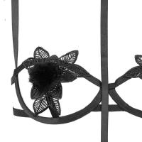 set lót sexy hở đũng hoa ở ngực sexy - Màu Đen Free size - Không thể rời mắt - 677000828467972257023284400777844016283648n_fjzaqfw6.jpg