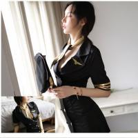 Váy ngủ cosplay cảnh sát xinh đẹp - Màu Đen cỡ M - đừng xa em đêm nay - ao-ngu-canh-sat-tk2043-4.jpg
