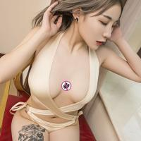 Đồ lót liền thân bikini khiêu gợi - Màu Trắng, Đen, Da Free size - Làm chàng hưng phấn tột đỉnh - ao-ngu-lien-than-sexy-tk2242-10.jpg