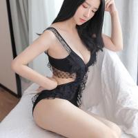 Đồ ngủ bodysuit phong cách bikini 1 mảnh sexy - Màu Đen Free size - Giúp cuộc yêu hoàn hảo hơn - bodysuit-bikini-1-manh-goi-cam-tk3009-2.jpg