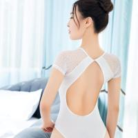 Đồ ngủ bodysuit ôm sát khoét lưng gợi cảm - Màu Trắng, Đen Free size - Làm chàng mê mẩn - bodysuit-goi-cam-tk2001-4-850x1204.jpg