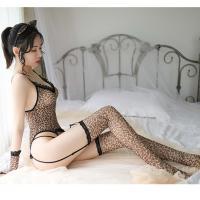 Váy ngủ quyến rũ Cosplay da beo kèm tất sexy - Màu Da báo Free size - Gia vị cho mỗi cuộc yêu - cosplay-da-beo-kem-tat-sexy-tk3050-4.jpg
