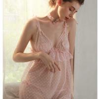 Váy ngủ dễ thương kèm quần lót nữ xuyên thấu - Màu Đen, Hồng Free size - Không thể rời mắt - o1cn013jyv8h1lewu9yj8aq_116764788.jpg
