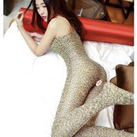 Đầm ngủ liền thân hở đáy gợi cảm - Màu Da báo Free size - Táo bạo - tk1605-do-ngu-tat-cosplay-da-bao-5_1.jpg