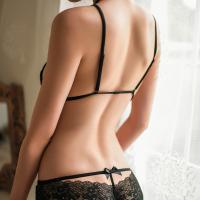 Áo ngực sexy kèm quần lót nữ bằng ren mỏng dính - Màu Đen, Xám Free size - Sexy - tk1711-bo-do-lot-ren-15.jpg