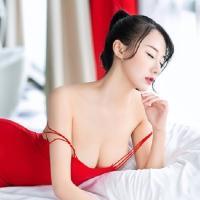 Áo ngủ thun trơn ôm body nóng bỏng - Màu Đỏ Free size - Làm chàng mê mẩn - tk1865-vay-ngu-thun-tron-om-mong-1.jpg