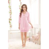 Đồ ngủ satin hồng dễ thương - do-ngu-satin-hong-de-thuong-tk2493-5.jpg