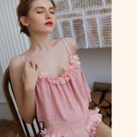 Áo ngực đẹp cùng quần lót nữ trơn - Màu Đen, Hồng - Khiến chàng gần lại bạn hơn - do-ngu-vien-hoa-sexy-tk2328-14.jpg