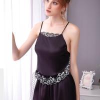 Áo ngực dán gồm quần lọt khe nữ trong suốt - Màu Đen, Đỏ đô Free size - Giúp cuộc yêu hoàn hảo hơn - do-ngu-yem-lua-goi-cam-tk2325-5.jpg